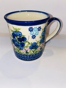 10 ounce Mirek Mug Blueberry