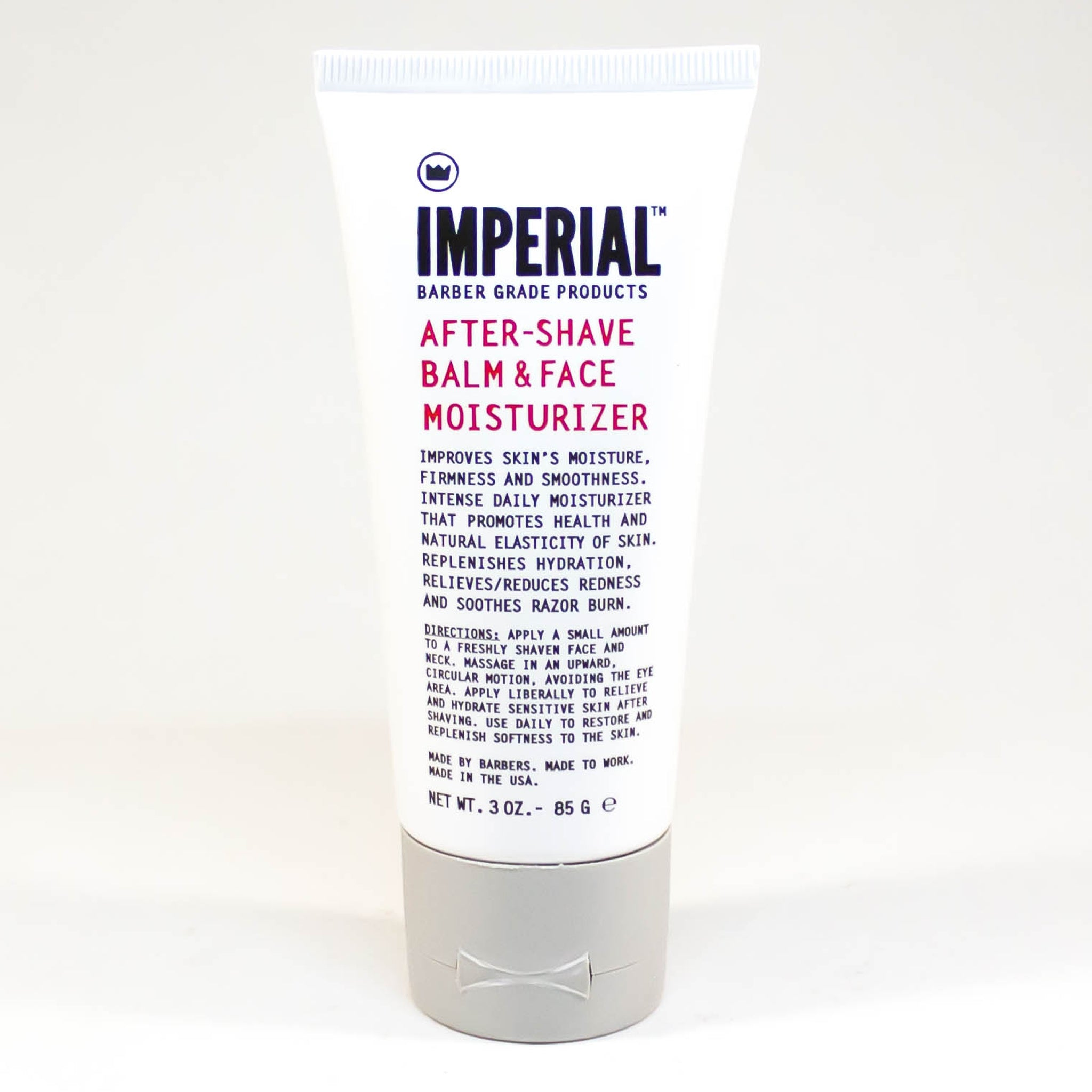 Imperial After-Shave Balm and Face Moisturizer