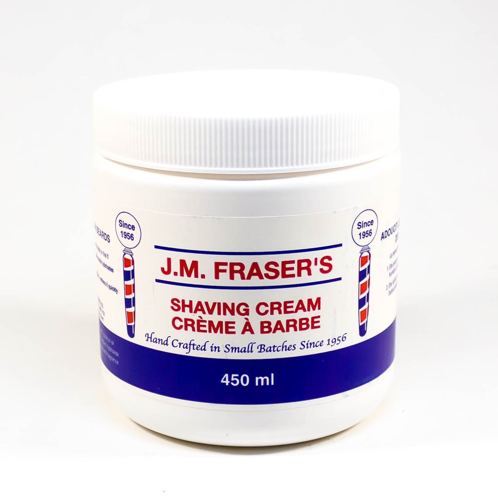 J.M. Frasiers Shaving Cream