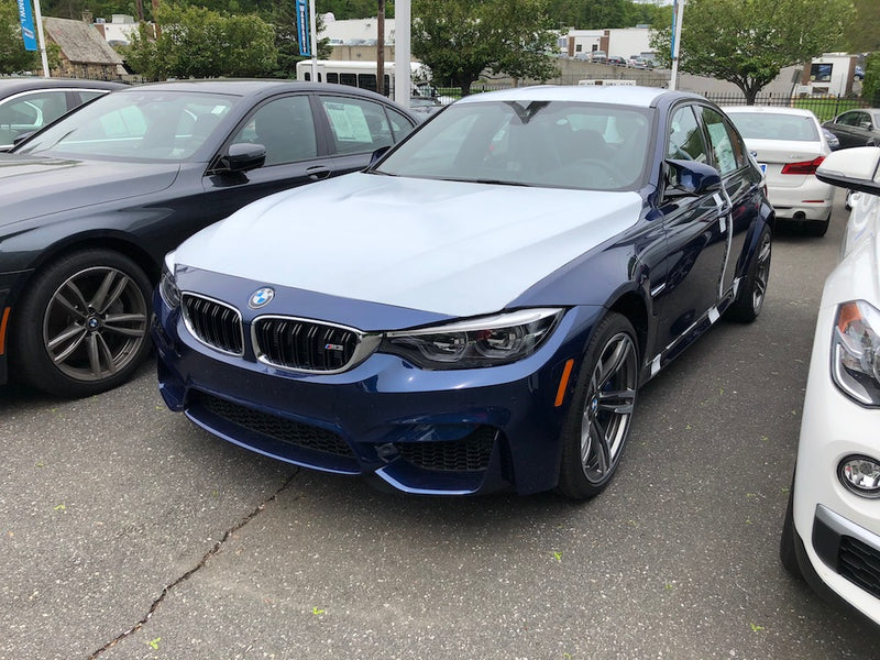 From Order to Delivery, My Hera Mica Blue M3