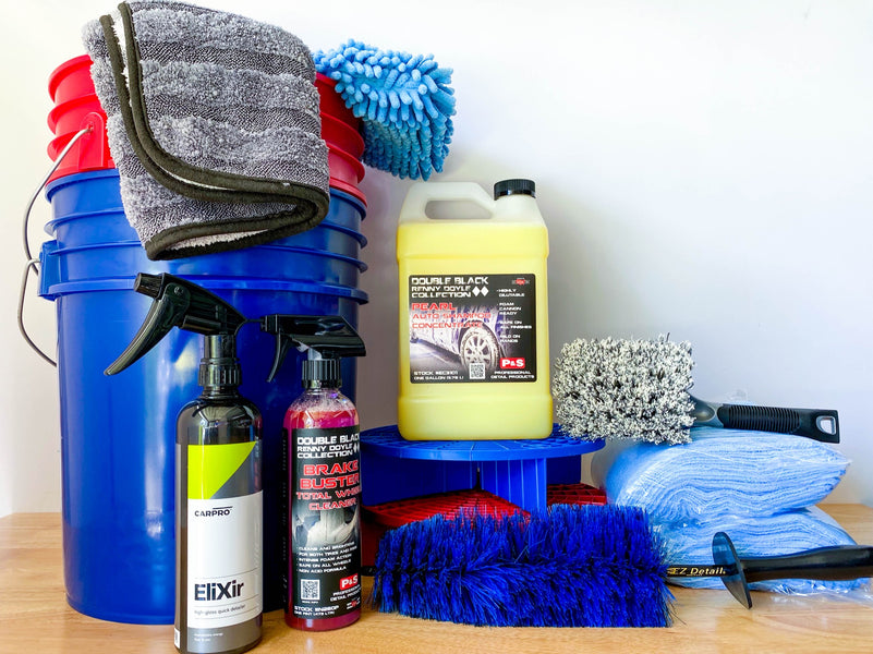 Everything you need to start washing your car at home, Part 1