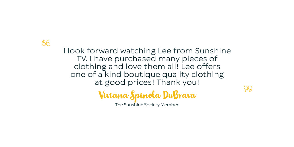 Sunshine Curation Customers's Testimonials