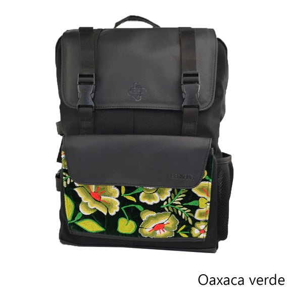 Backpack con bordado