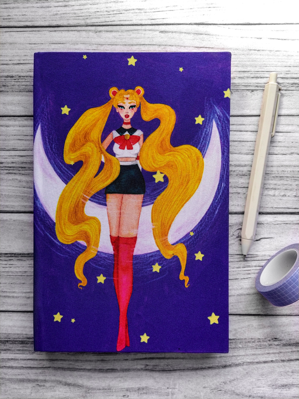 Sketchbook - Sailor moon