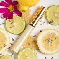 Lip oil limonada de lavanda