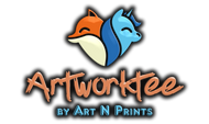 Artworktee Furry T-shirt Company