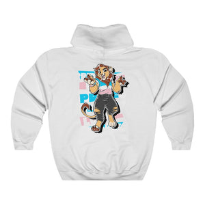 Charlie The Trans Pride Lion Trans Masculine