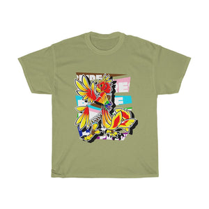 Axel the Progress Pride Phoenix - T-Shirt