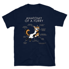 Load image into Gallery viewer, Anatomy of a Furry (Orange)