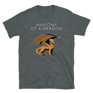 Anatomy of a Dragon (Orange)