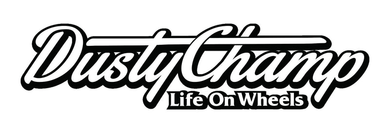 CHROME FEATURES:DUSTYCHAMP-Life On Wheels