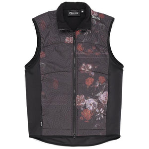 D.KLEIN WIND BLOCK VEST(SALE) CLOTHING chromeindustries BLACK XL
