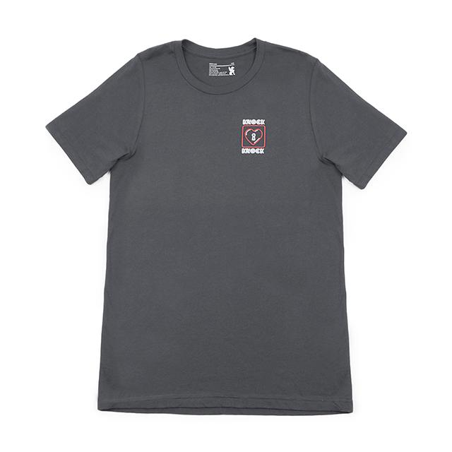 LIGHT GRAPHIC TEE(SALE) CLOTHING chromeindustries KNOCK KNOCK M