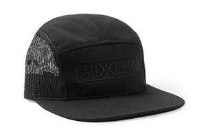 D.KLEIN 5 PANEL HAT(SALE) ACCESSORIES chromeindustries BLACK