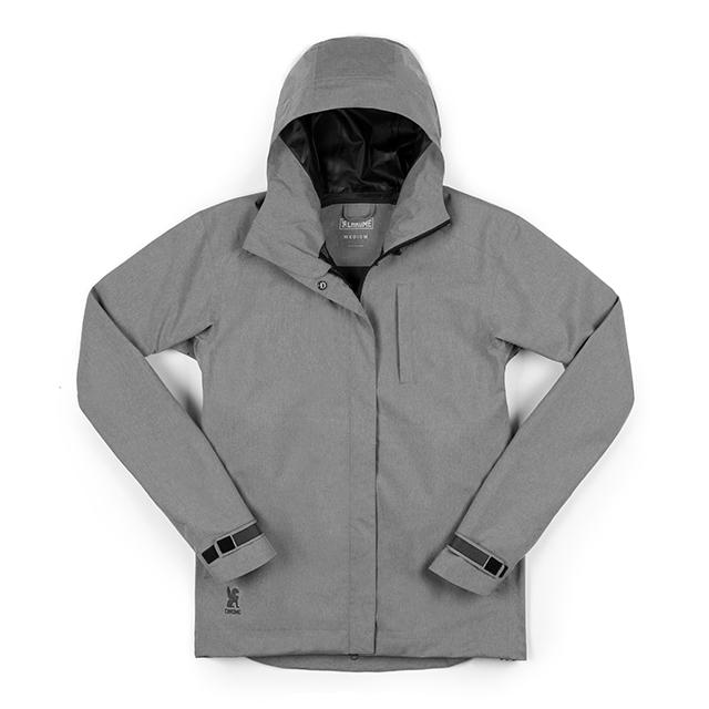 STORM SIGNAL JACKET-W'S(SALE) CLOTHING chromeindustries CASTLE ROCK XS