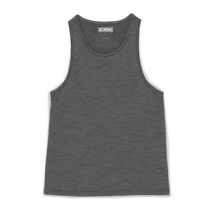 MERINO TANKTOP - W S(SALE) CLOTHING chromeindustries CHARCOAL XS