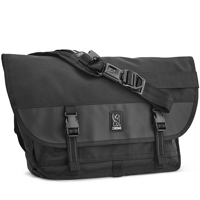 CITIZEN MESSENGER BAG BAGS chromeindustries All Black