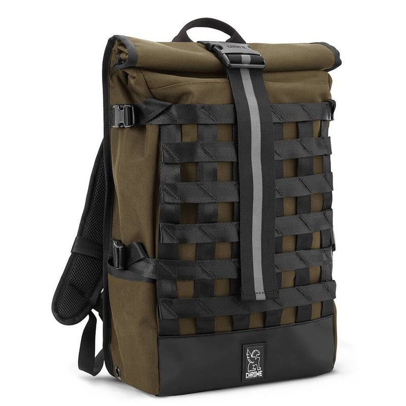 BARRAGE CARGO BACKPACK BAGS chromeindustries RANGER/BLACK