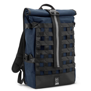 BARRAGE CARGO BACKPACK BAGS chromeindustries NAVY BLUE