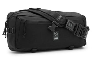 KADET NYLON SLING BAG(SALE) BAGS chromeindustries NYLON ALL BLACK II