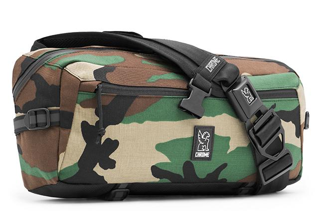 KADET NYLON SLING BAG(SALE) BAGS chromeindustries CAMO