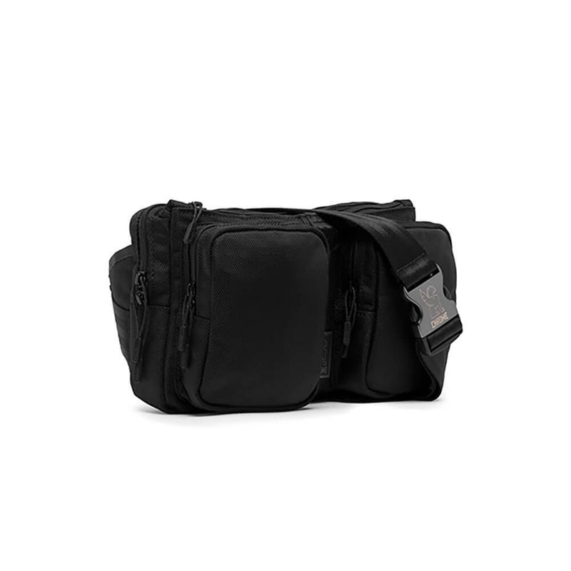 MXD NOTCH BAGS chromeindustries ALL BLACK