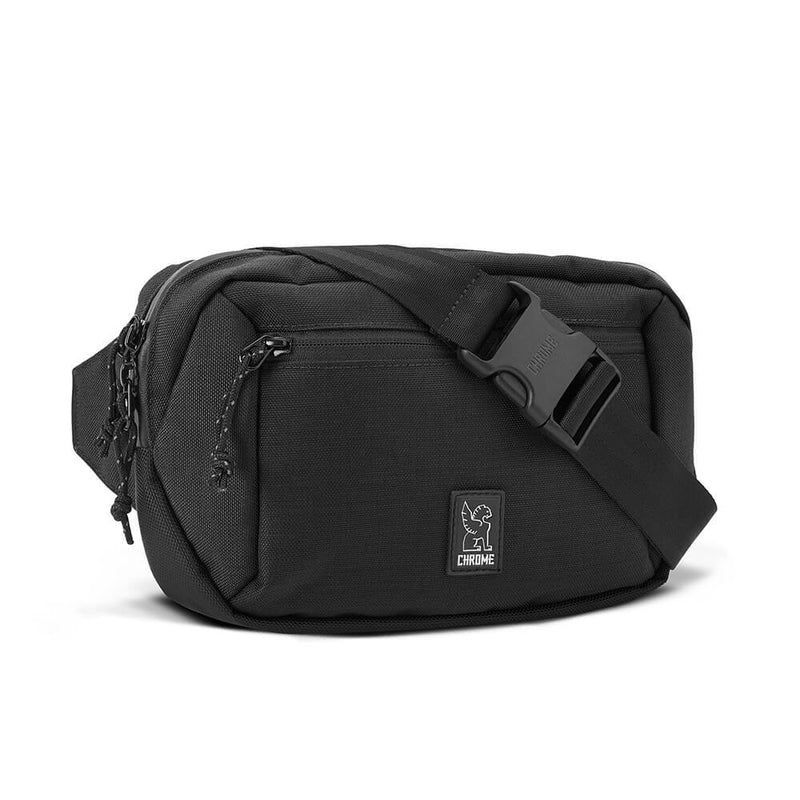 ZIPTOP WAISTPACK BAGS chromeindustries BLACK