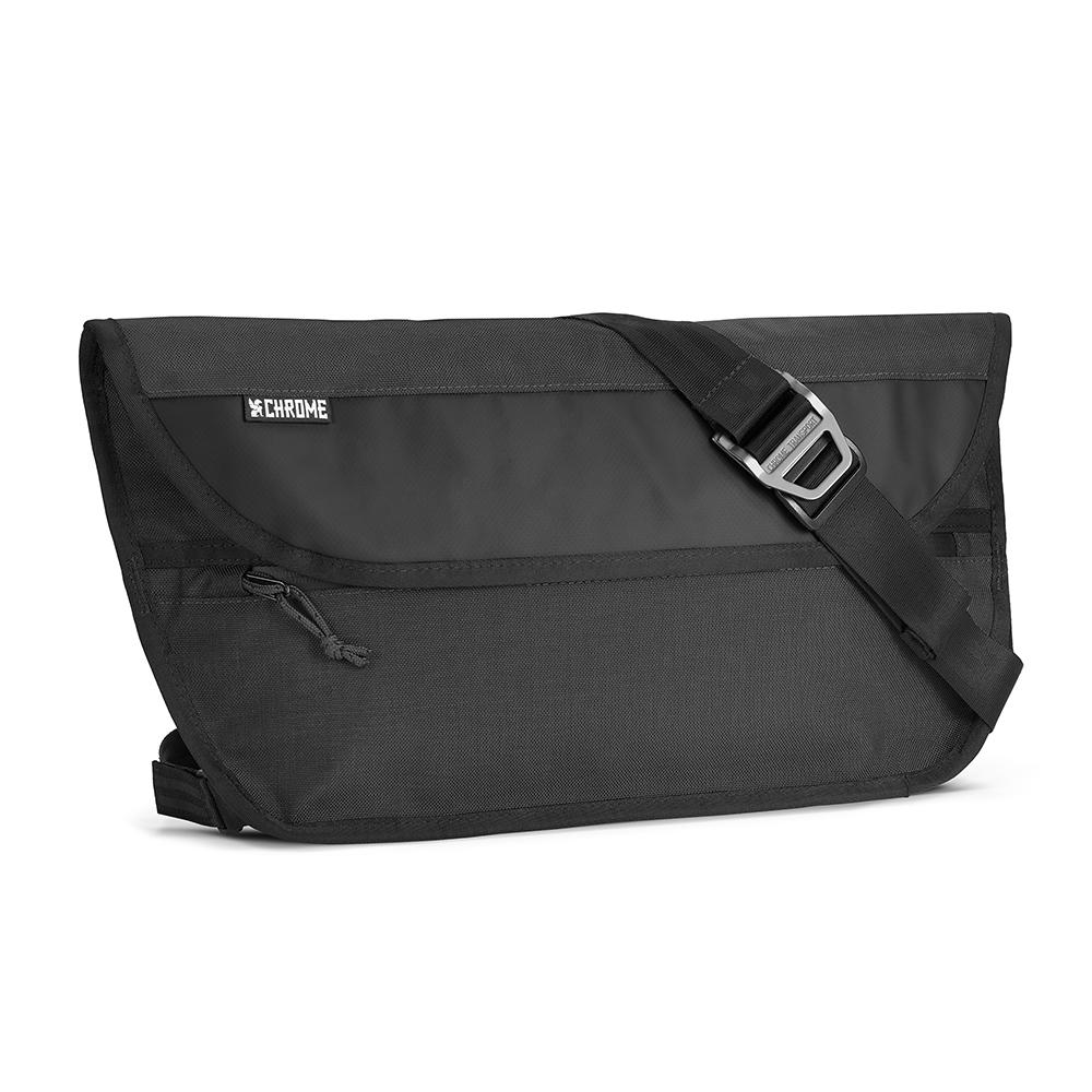 SIMPLE MESSENGER BAG BAGS chromeindustries BLACK