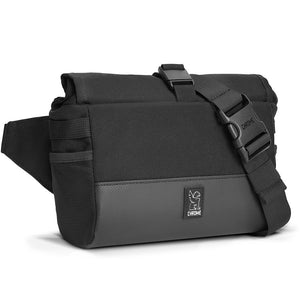 DOUBLETRACK HANDLEBAR SLING BAG ACCESSORIES chromeindustries BLACK