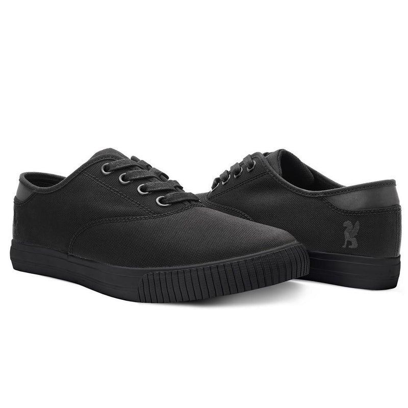 TRUK FOOTWEAR chromeindustries BLACK/BLACK 7(25cm)