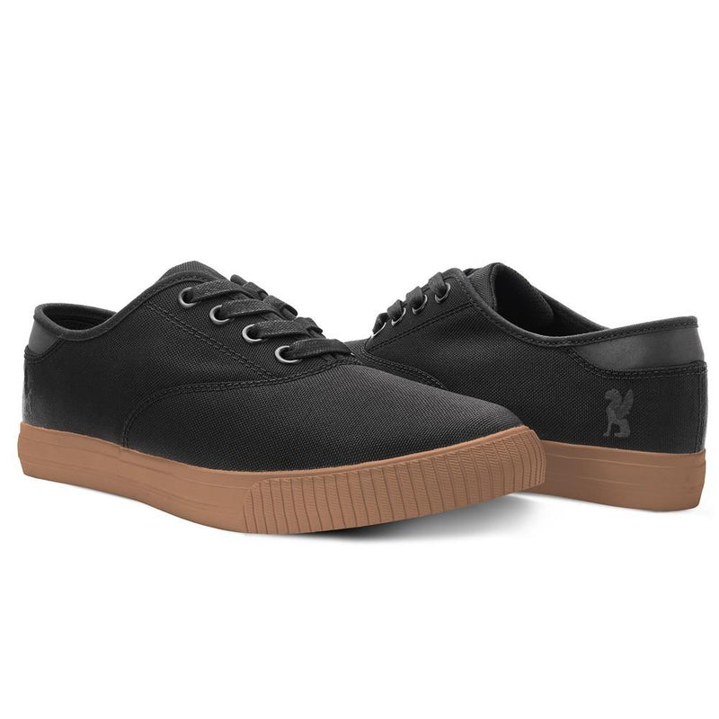 TRUK FOOTWEAR chromeindustries BLACK/GUM 7(25cm)