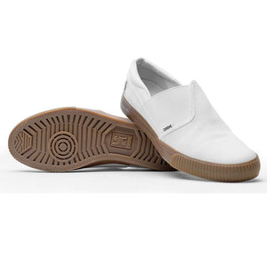 DIMA 2.0(SALE) FOOTWEAR chromeindustries WHITE/GUM 7(25cm)