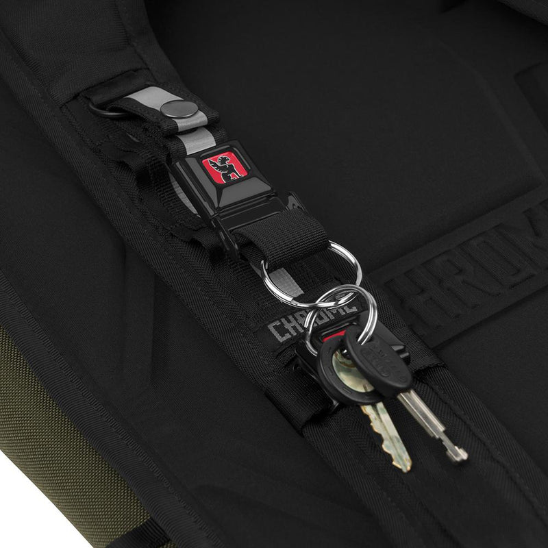 MINI BUCKLE KEY CHAIN ACCESSORY chromeindustries