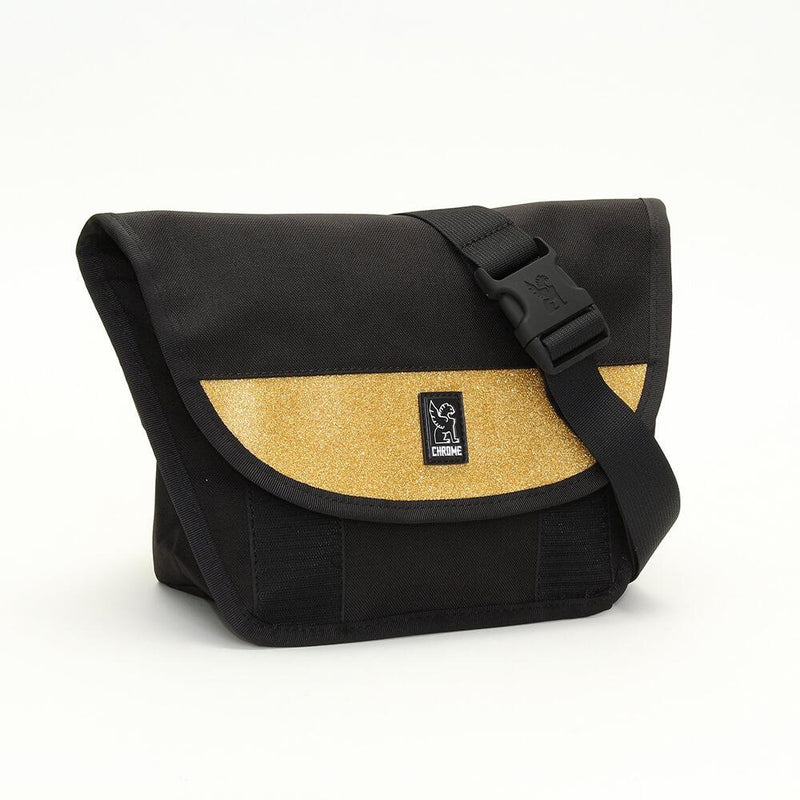 HIP SLING SM BAGS chromeindustries BLACK/GOLD