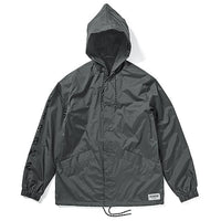 HOODED COACH JACKET(SALE) CLOTHING chromeindustries BLACK S