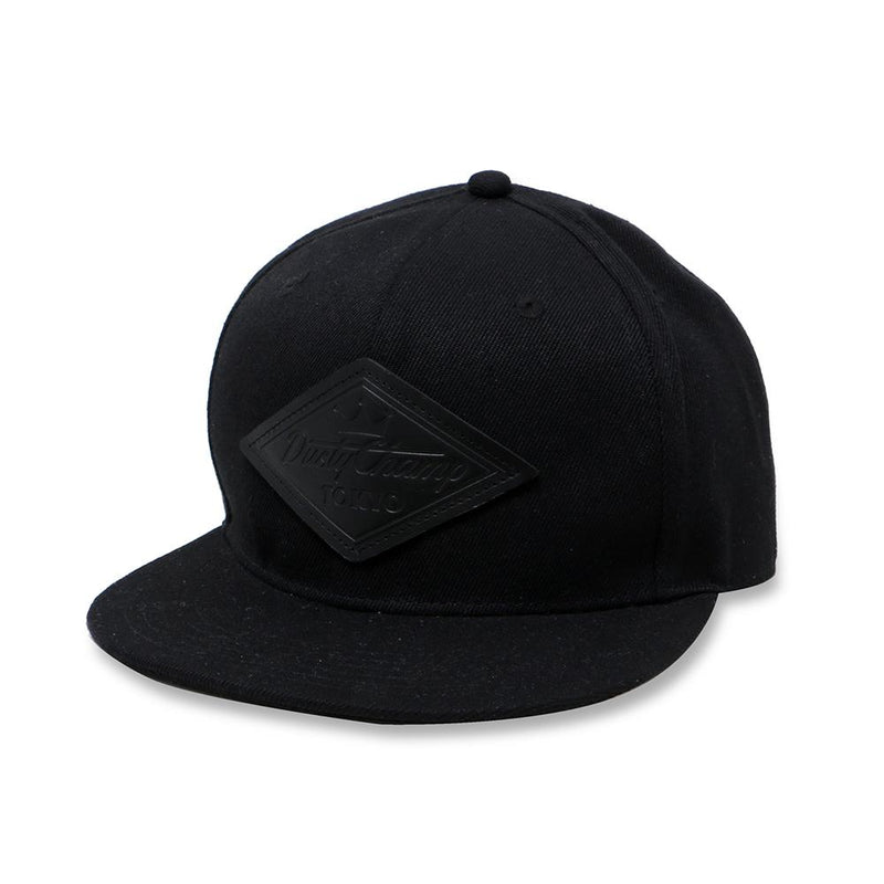 DUSTYCHAMP BASEBALL CAP ACCESSORIES chromeindustries BLACK