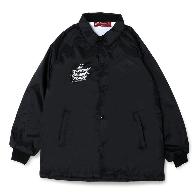 DUSTYCHAMP COACHES JACKET-1 CLOTHING chromeindustries BLACK M