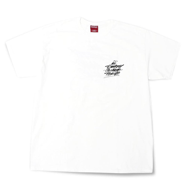 DUSTYCHAMP POCKET TEE-1 CLOTHING chromeindustries WHITE S