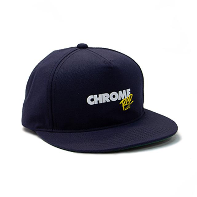 5 PANEL RAD CAP ACCESSORIES chromeindustries NAVY
