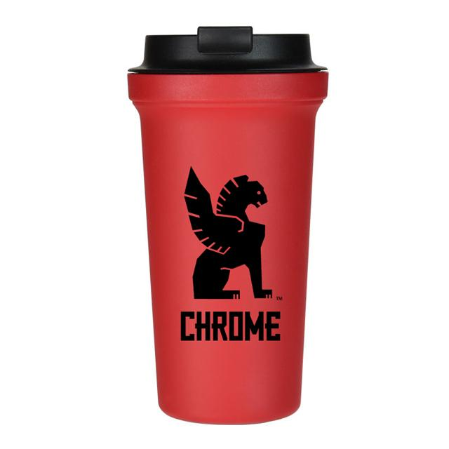 WALLMUG BEARL SOLID ACCESSORIES chromeindustries RED