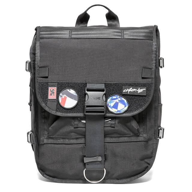 JUN INOUE WARSAW 2.0 MD BACKPACK BAGS chromeindustries