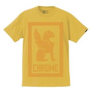 BIG LOCKUP TEE(SALE) CLOTHING chromeindustries BANANA S