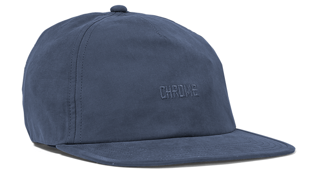 5 PANEL DAD CAP(SALE) ACCESSORIES chromeindustries NAVY