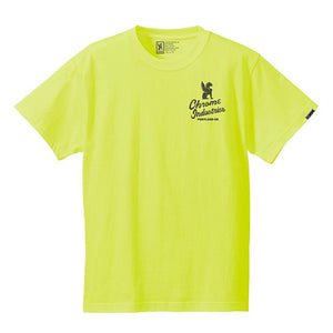 ★★★★★★★QUALITY PDX NEON ED.TEE(SALE) CLOTHING chromeindustries YELLOW S