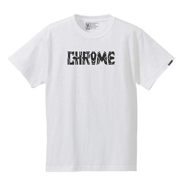 RAYS OF HOPE FOR THE CITY TEE CLOTHING chromeindustries WHITE S