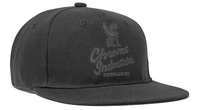 5 PANEL CAP ACCESSORIES chromeindustries BLACK/BLACK