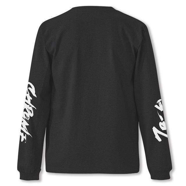 CALLIGRAPHER MAMI L/S TEE(SALE) CLOTHING chromeindustries