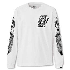 WHOLE 9 L/S TEE(SALE) CLOTHING chromeindustries WHITE S