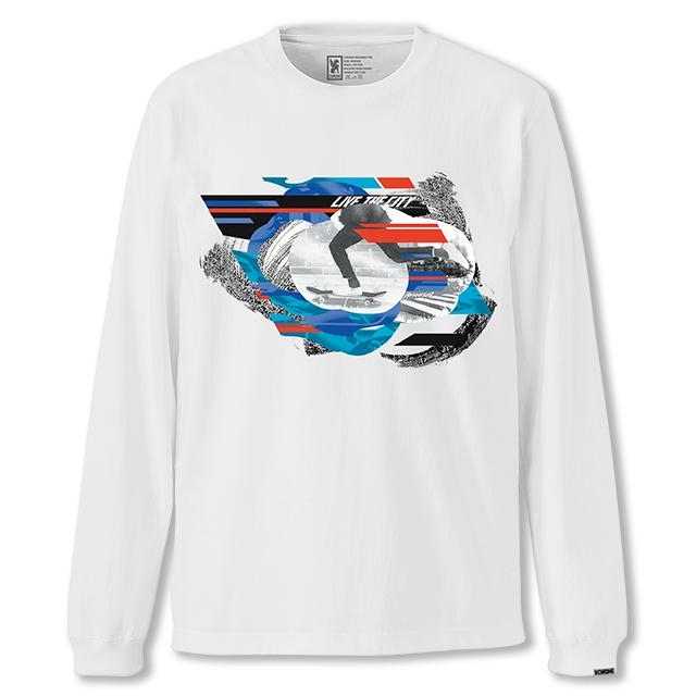 WHOLE 9 LTD L/S TEE(SALE) CLOTHING chromeindustries S