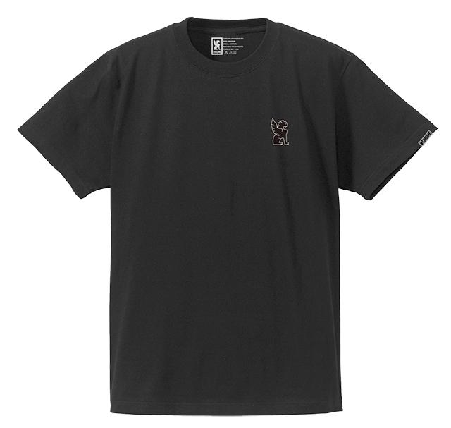 SYMBOL POINT TEE CLOTHING chromeindustries BLACK S